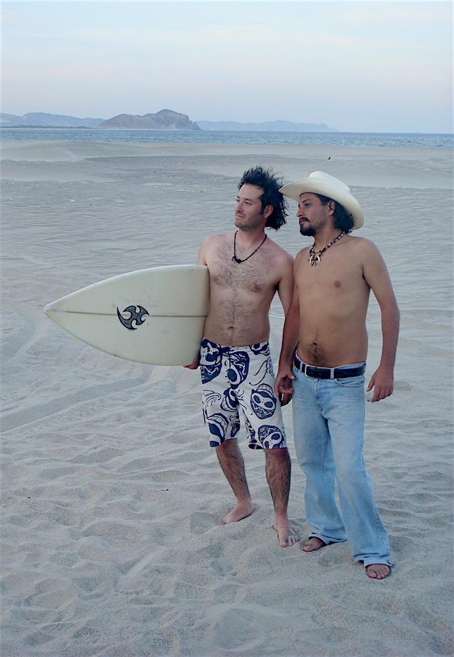 Joselo y Douglas