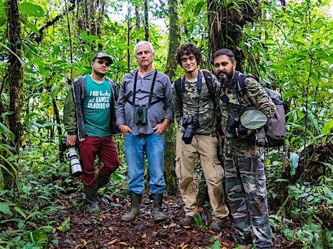 Las Brisas Nature Reserve - Donald, Erick, Fer y Douglas