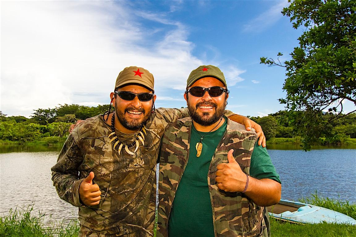 Douglas y Sergio