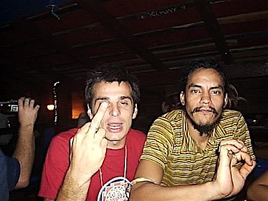 Flavio y Baba