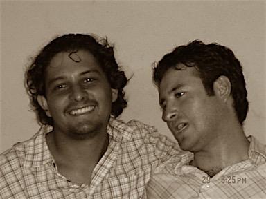 Douglas y Joselo